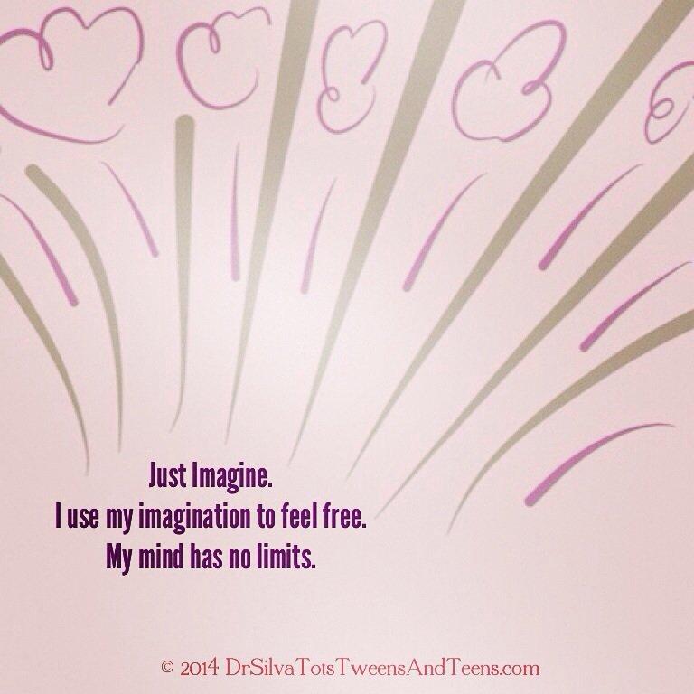 Imagination Affirmation